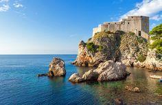 Dubrovnik's Gibraltar: Fort Lovrijenac