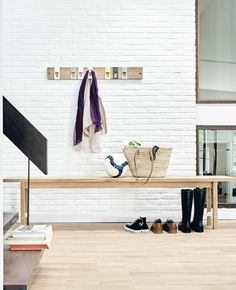 Squeeze bench & rack by universe positivo