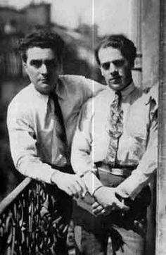 Heitor Villa-Lobos and Edgard Varese