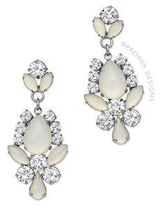 Dreamy $36 . Premier Designs Jewelry with Kimberly, ocjewelrylady@hotmail.com #earrings
