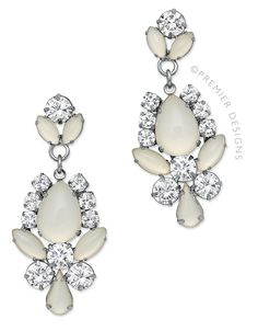 Dreamy $36 . Premier Designs Jewelry with Kimberly, ocjewelrylady@hotmail.com #earrings