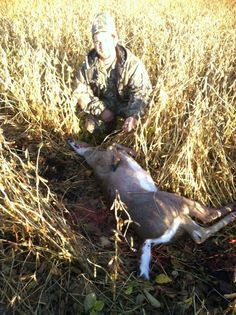 9/30/2013 - Kyle Harris - first one with a bow!
