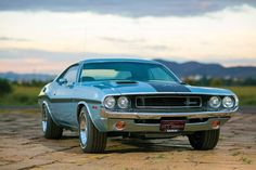 '70 Challenger R/T