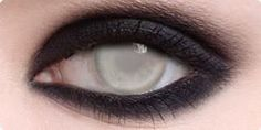 Frosty Halloween Contacts. Dead eyes! I cannot stress enough that no matter how cool these are, it isn't safe to buy them online; only buy contacts from your eye doctor