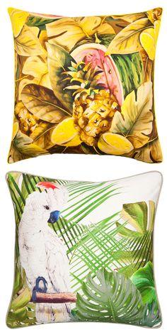 Tropical prints trend!