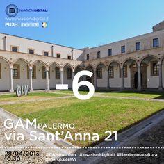 -6 alla #GAMinvasion! #Palermo #invasionidigitali #liberiamolacultura