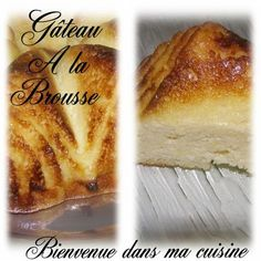 gâteau à la brousse