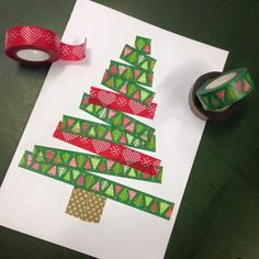 Simple Christmas Card Craft Ideas For Kids From Toddler To Teen