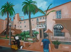 Carmen Stanescu - Google+ Oil On Canvas, Paintings, Sign, Google, Holiday, Art, Craft Art, Vacation, Painted Canvas