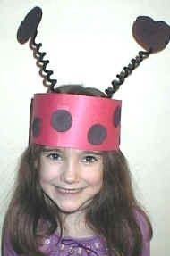 ladybug headband