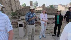 Egyptologist Ahmed M. Ali: Egypt Needs Tourism to Survive
