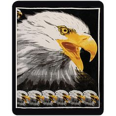 Eagle Stencil American Majestic Fly Soar Bird Country Rustic Mountain Lodge