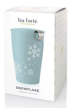 Tea Forte 'Kati' Loose Tea Cup & Tea Infuser