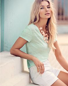 H & M - cute & simple outfit