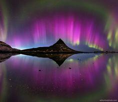Fotografía Kirk's Aurora por Ed Norton en 500px