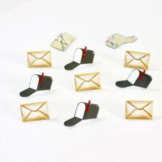 * Mail Brads