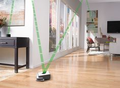 The Braava® family of mopping robots are your partners for cleaner floors and a fresher home, every day. Braava® mopping robots use iAdapt Navigation to provide hassle-free mopping and sweeping. Best Vacuum, Home Organization, Organizing, Laminate Flooring, Cleaning Hacks, Vacuums, Interior Decorating, Home Appliances, Design