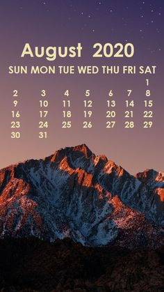 February 2020 iPhone Wallpaper Free Printable Calendar