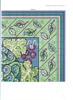 Gallery.ru / Foto # 22 - Jugendstil Cross Stitch - 777m