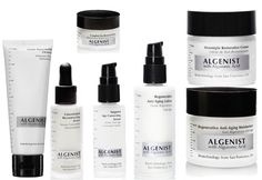 Algenist Skin Care. Very very nice! I won their sweepstakes once and was very impressed with every product. Blessed to be able to try all of their products and they lasted a long time too!