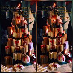 Креативная елка от Алины Назрановой