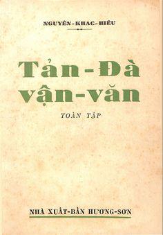 Tản Đà Vận Văn Toàn Tập (NXB Hương Sơn 1962) - Nguyễn Khắc Hiếu, 581 Trang | Sách Việt Nam