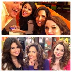With the cast of #WOWP :) # ilovethem ❤