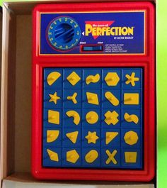 Milton Bradley 1990 The Game of Perfection No Instructions | eBay