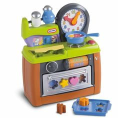 Lil' Cooks™ Kitchen for $29.99 #littletikes