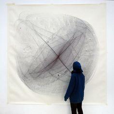 Drawing Machine by Eske Rex