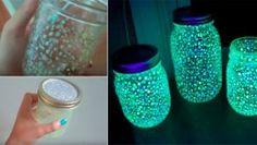 DIY : une lanterne fluorescente pour la chambre de vos enfants