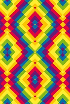 colourful pattern