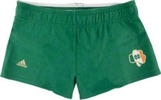 Notre Dame Fighting Irish Women's Kelly Green adidas Originals Emerald Isle Classic Dublin Clover Shorts #Irish #ND #FightingIrish http://www.fansedge.com/Notre-Dame-Fighting-Irish-Womens-Kelly-Green-adidas-Originals-Emerald-Isle-Classic-Dublin-Cover-Shorts-_505489981_PD.html?social=pinterest_pfid52-91966