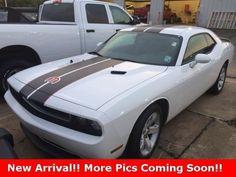 2012 Dodge Challenger, 24,577 miles, $20,396.