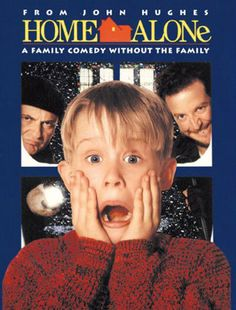 Hale wants a Home Alone themed birthday party, it's his favorite movie lol