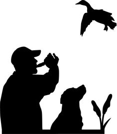"Hunting Viny DecalDucks Dog Decoy Cabin Wall Sticker 20/"" x 20/"" Hunting 7"