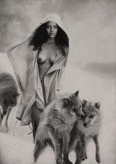 Teen nude wolf and woman nude girls