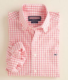 Sandy Point Tucker Shirt (Colors: Bermuda Pink, Camel, Maui Blue, Robin's Egg, Sand Dollar)
