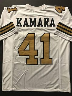 Unsigned Alvin Kamara New Orleans Color Rush Custom Stitched Football Jersey  Size Men s XL New No Brands Logos. Semihigh Chain Store 3321c7577