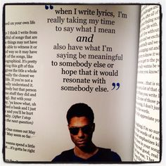 #ericbenet i really thankful that I'm living in the same epoch with this great artist!