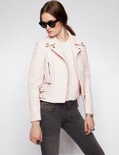 Hanne biker jacket