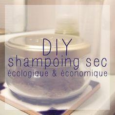 Lily Fairly: DIY: shampoing sec Make Up Cosmetics, Homemade Cosmetics, Natural Cosmetics, Beauty Make Up, Beauty Care, Beauty Hacks, Shampooing Sec, Diy Beauté, Diy Beauty Treatments