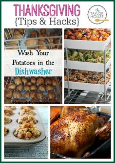 Thanksgiving Tips & Hacks You Need to Know - The Taylor House