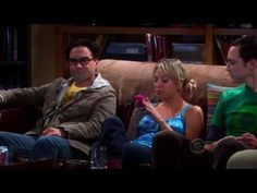 Big Bang Theory, Sheldon attempts to modify Penny's behaviour by giving her a chocolate every time she does something right.