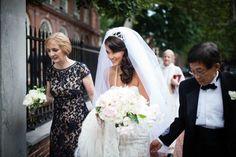 Blush and Ivory Wedding in Philadelphia