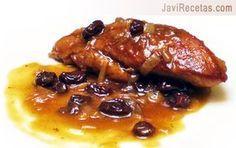 Entrecote in saus met Pedro Ximénez EASY - Javi Recepten 👨🍳, Kitchen Recipes, Cooking Recipes, Tapas, Xmas Food, Food Humor, Special Recipes, Salad Dressing Recipes, Pork Recipes, Love Food