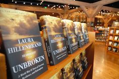 Unboken (Laura Hillenbrand)--One of the best books I have ever read!!
