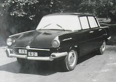 OG | 1962 Škoda 990 | Mock-up