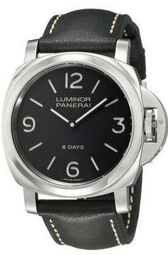 Panerai Luminor Base 8 Days Acciaio - 44mm reloj