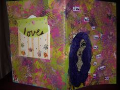 Items similar to Art Journaling/Mixed media art Kit - a handmade art journal and lots of ephemera/paper supplies-vintage and modern on Etsy Paper Supplies, Lost Love, Medium Art, Handmade Art, Mixed Media Art, The Dreamers, Writing, Inspiring Art, Art Journaling